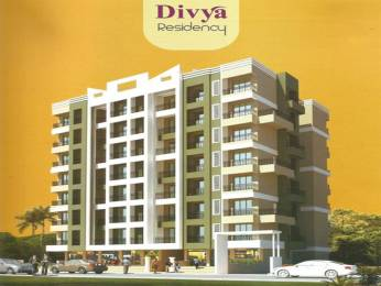 Divya Residency Elevation