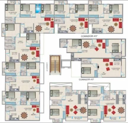 Prabhavathi Palm Cluster Plan