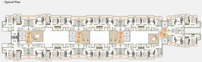 Yogsiddhi Sumukh Hills Cluster Plan