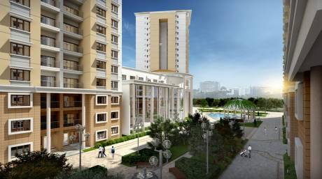 Mantri Group WebCity Elevation