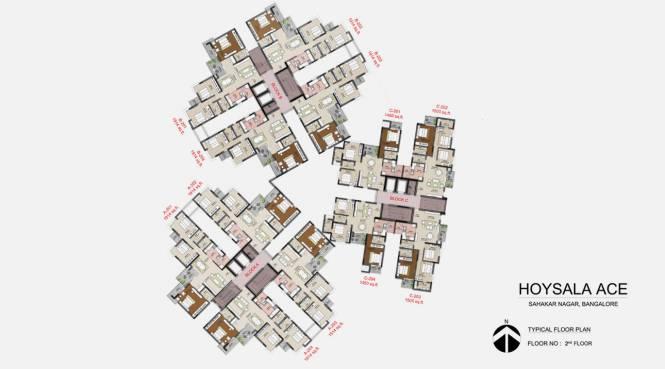 Hoysala Hoysala Ace Cluster Plan