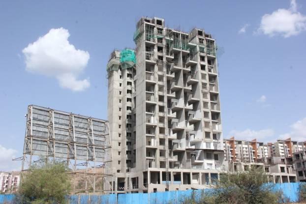 Kolte Patil 24K Sereno Construction Status