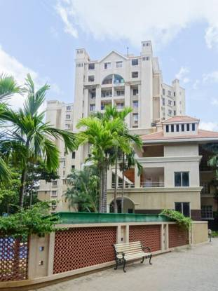 Purva Purva Heights Elevation