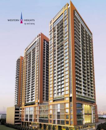 Adani Estates Western Heights Phase 1 Residential Elevation
