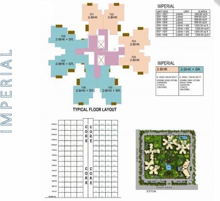 Urbtech Xaviers Cluster Plan
