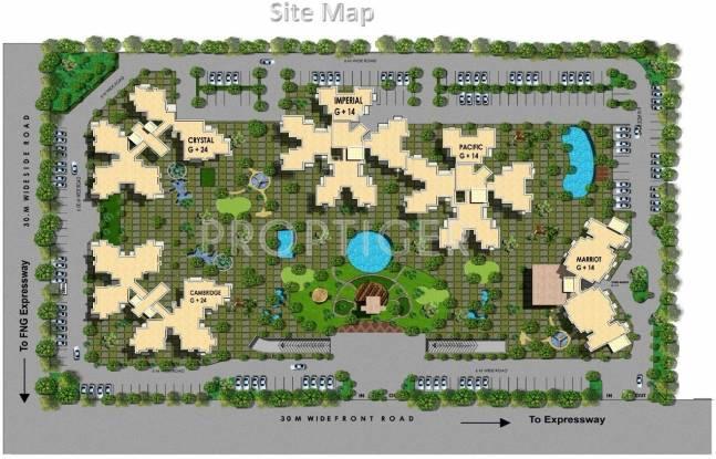 Urbtech Xaviers Site Plan