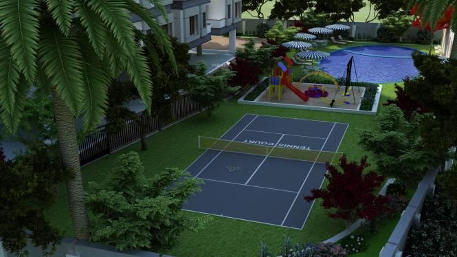 TCH Garden Residency Amenities