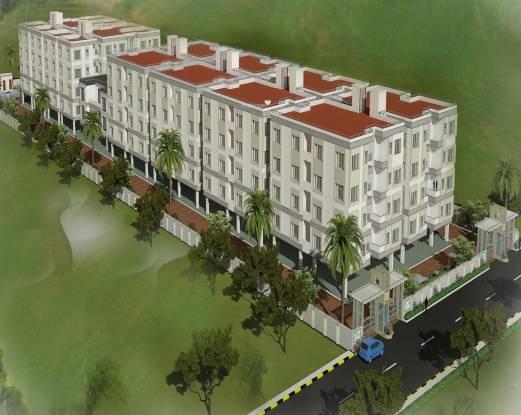 TCH Garden Residency Elevation