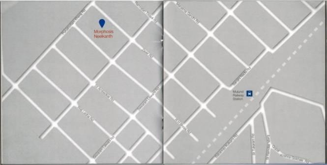 Neumec Morphosis Neelkanth Location Plan