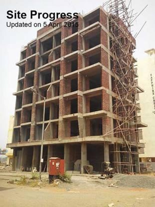 Abode Sapphire Bliss Construction Status