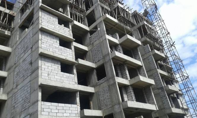 Kamdhenu Lifespaces Oaklands Construction Status