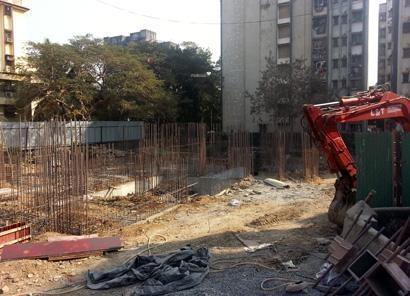 Romell Diva Construction Status