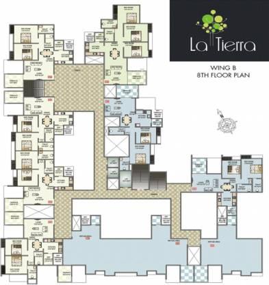 Shriram La Tierra Cluster Plan