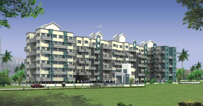 Nisarg Hardik Phase 2 Elevation