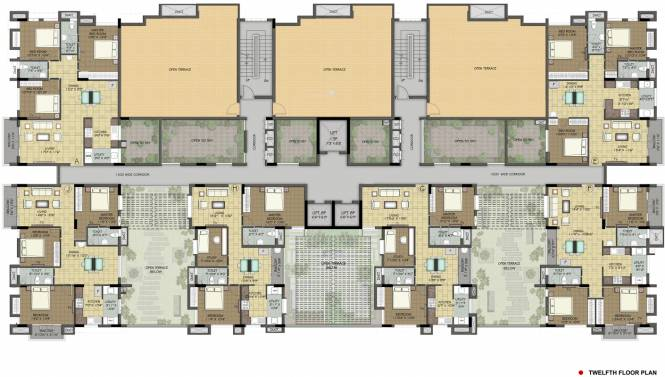Ramaniyam Auroville Cluster Plan