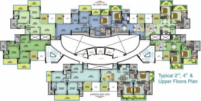 Nahar Yvonne Cluster Plan