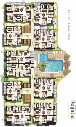 Keerthi Regalia Cluster Plan