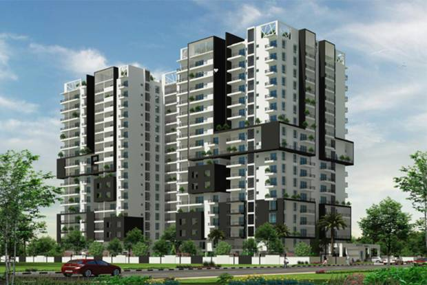 Keerthi Regalia Elevation