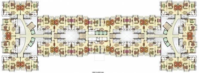 Shipra Neo Cluster Plan