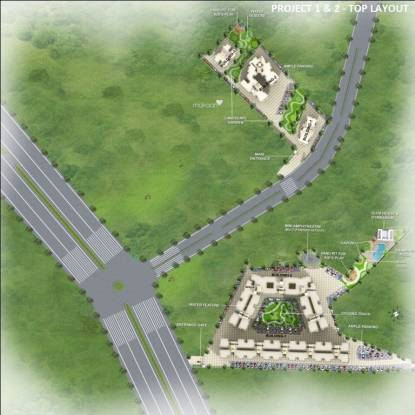 Karrm Gardens Layout Plan