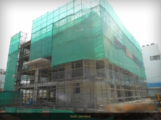 Prestige Spencer Heights Construction Status