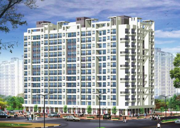 Poonam Heights Elevation