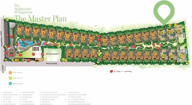 RMZ Sawaan Master Plan
