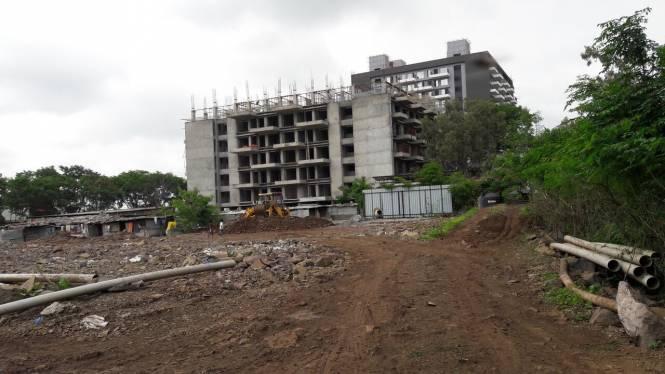 Gandhi Ayaan Construction Status
