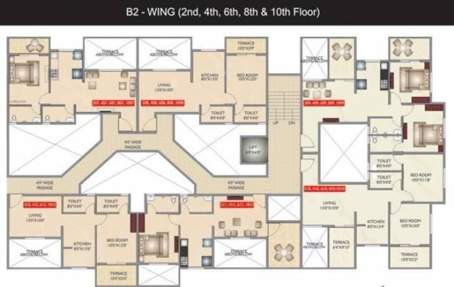 Venkatesh Primo Cluster Plan