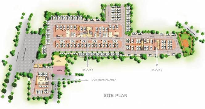 KGS Prime Rose Site Plan
