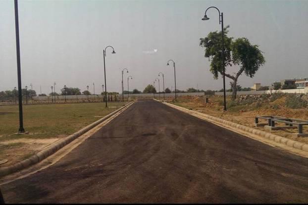Anant Anant Raj Estate Plots Construction Status