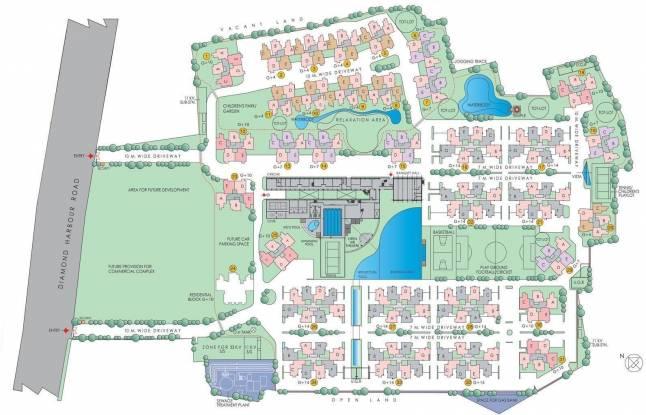 Pioneer Genexx Valley Master Plan