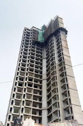Harmony Sky Suites Construction Status