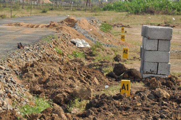 Manju Aalayam Construction Status