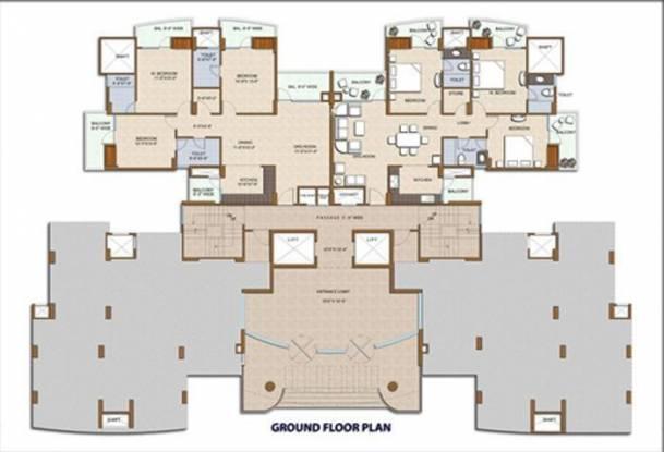 JM Park Sapphire Cluster Plan