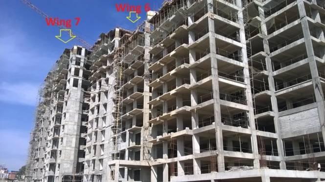 Shriram Summitt Construction Status