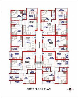 Oyester Crest Castle Cluster Plan