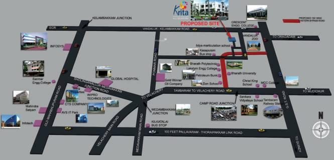 StepsStone Krita Location Plan