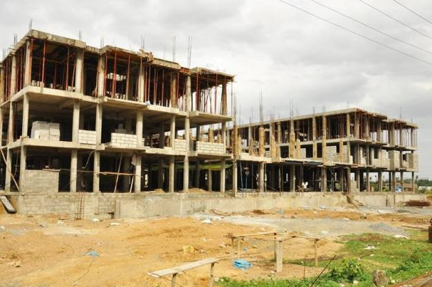 StepsStone Atchuta Construction Status