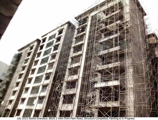 Sobha Morzaria Grandeur Construction Status