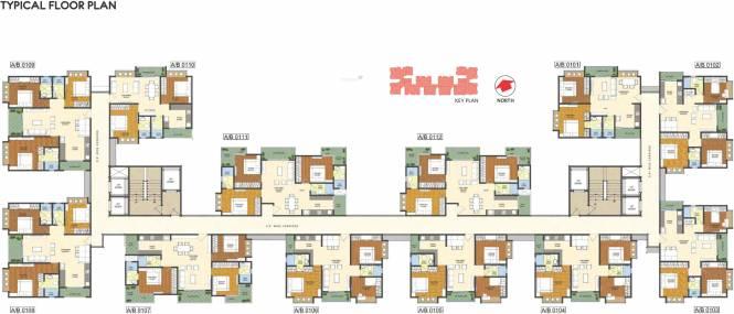 Patel Smondo Cluster Plan