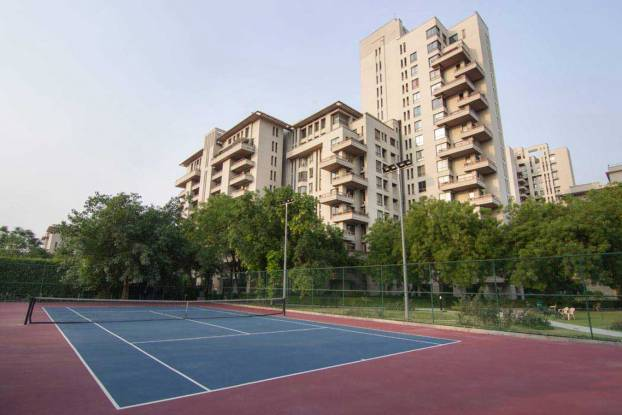 Alpha Gurgaon One 22 Elevation