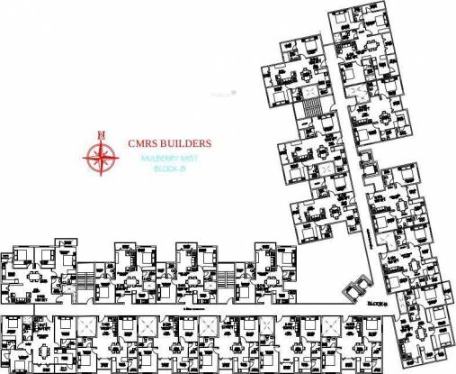 CMRS Mulberry Mist Cluster Plan