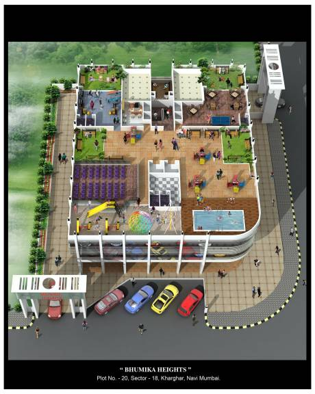 650 sq ft 1 bhk 1t apartment for sale at rs 37 00 lacs in naman