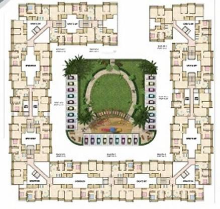 Raj Shree Shashwat Cluster Plan
