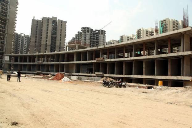 Gaursons Sanskriti Vihar Construction Status