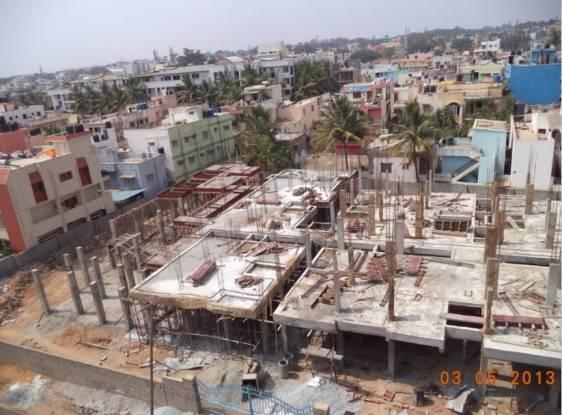 Mahaveer Sanctum Annex Construction Status