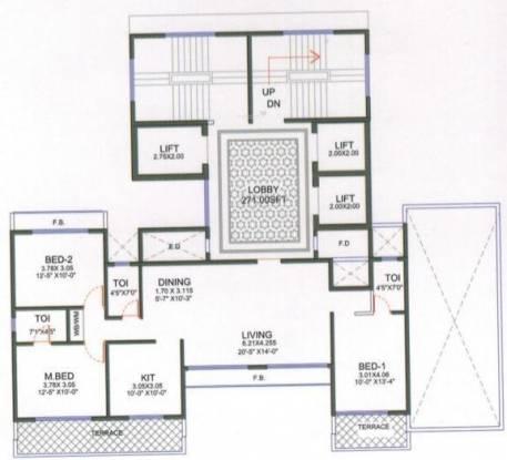 Vishwa Hans Cluster Plan