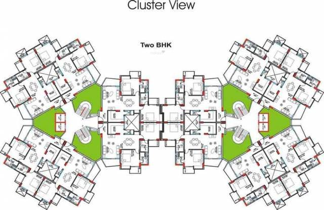 KDP Grand Savanna Cluster Plan