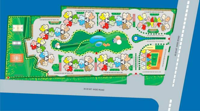 KDP Grand Savanna Site Plan